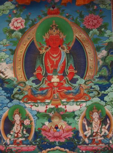 チベット仏教と阿弥陀仏 - チベ...